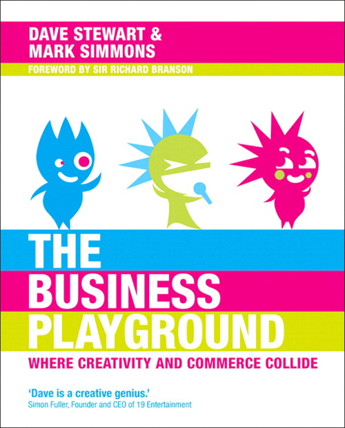 Business Playground: Where Creativity and Commerce Collide, Safari, The