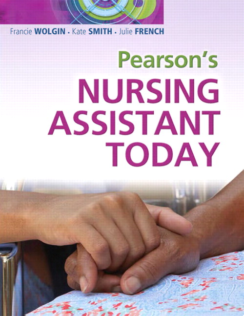 Pearson's Nursing Assistant Today, CourseSmart eTextbook