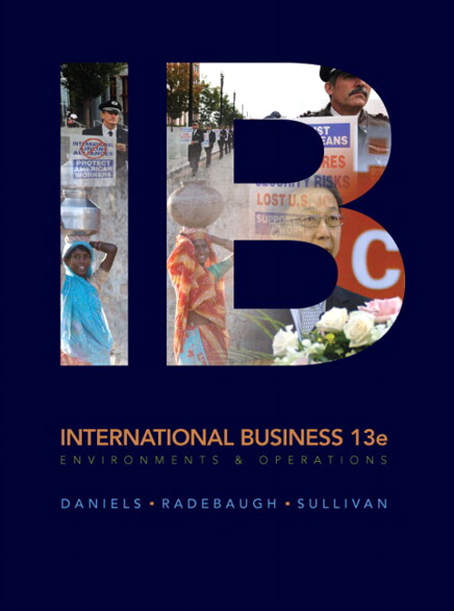 International Business, CourseSmart eTextBook, 13th Edition