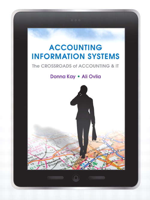 Accounting Information Systems: The Crossroads of Accounting and IT,  CourseSmart eTextbook