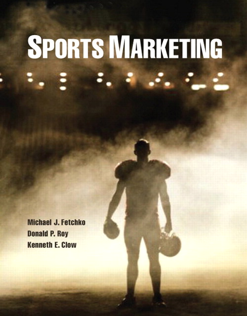 Sports Marketing, CourseSmart eTextbook