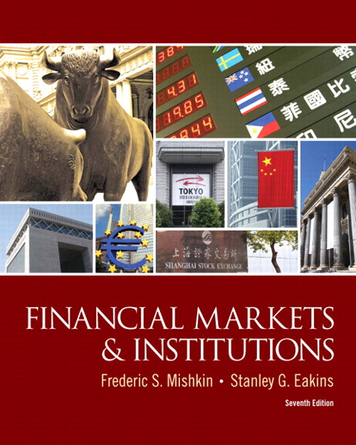 Financial Markets and Institutions, 7th Edition