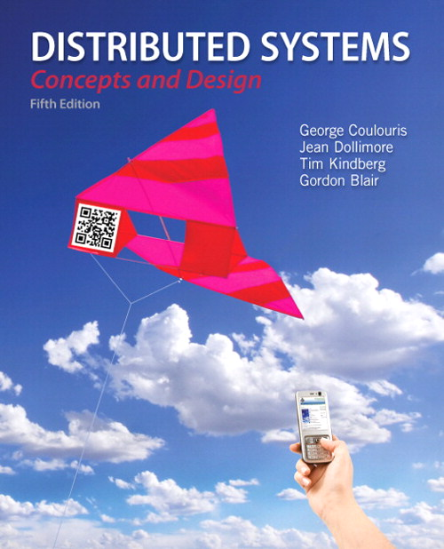 Distributed Systems: Concepts and Design, CourseSmart eTextbook, 5th Edition