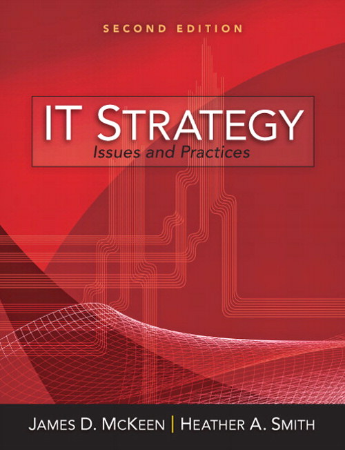 IT Strategy, CourseSmart eTextbook, 2nd Edition