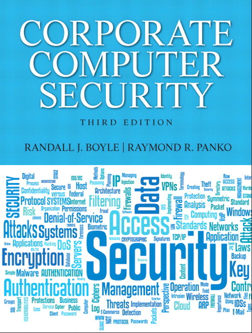 Corporate Computer Security, CourseSmart eTextbook, 3rd Edition