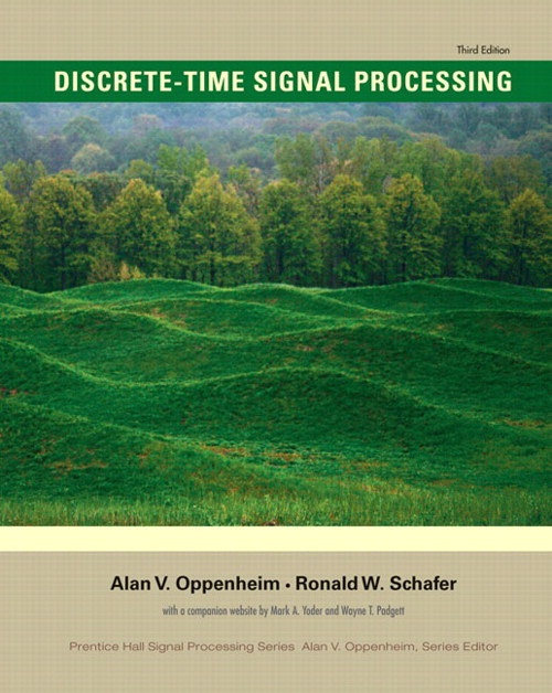Discrete-Time Signal Processing, Coursesmart eTextbook, 3rd Edition