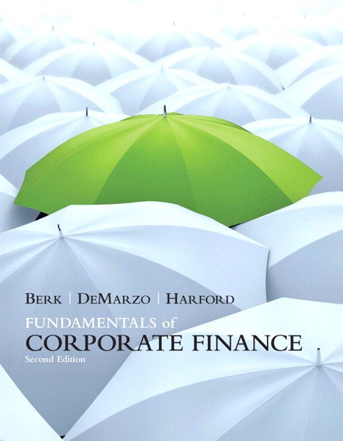 Fundamentals of Corporate Finance,  CourseSmart eTextbook, 2nd Edition