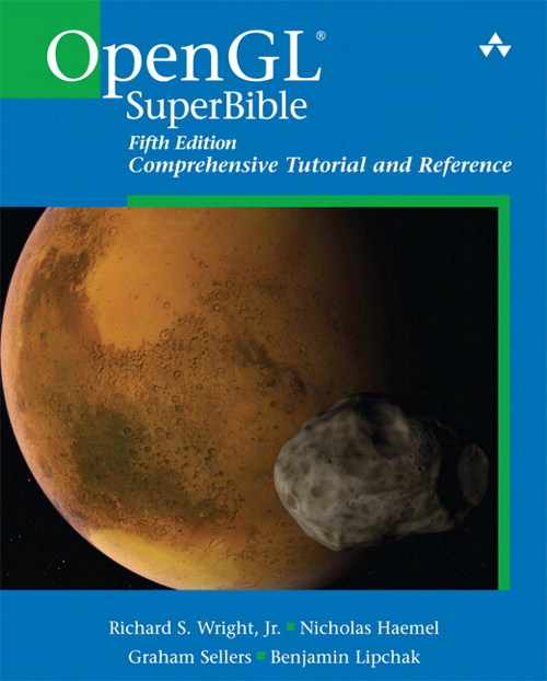 OpenGL SuperBible: Comprehensive Tutorial and Reference, Safari, 5th Edition