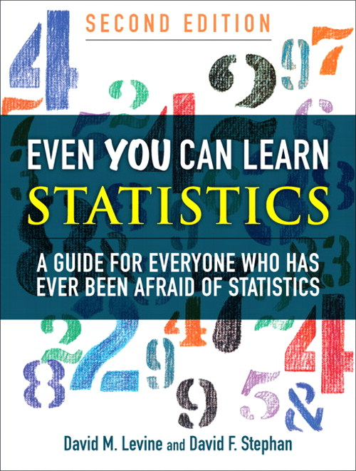 Even You Can Learn Statistics, CourseSmart eTextbook, 2nd Edition