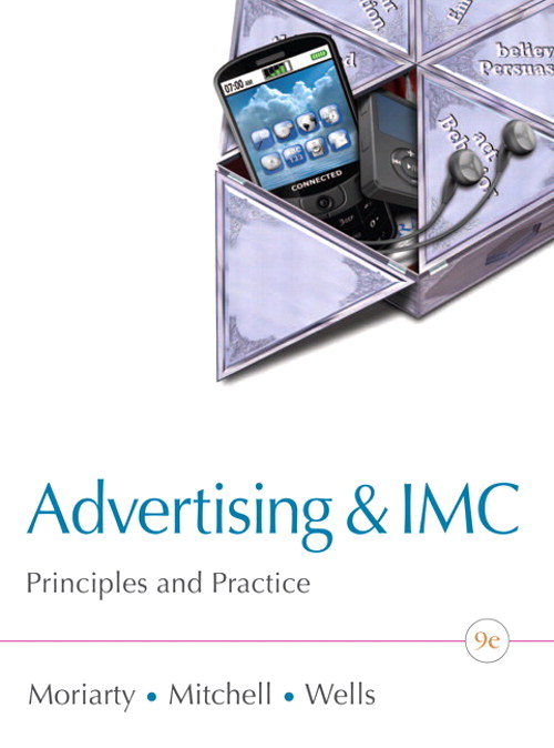 Advertising & IMC: Principles and Practice, 9th Edition