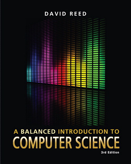 Balanced Introduction to Computer Science, A, Coursesmart eTextbook, 3rd Edition