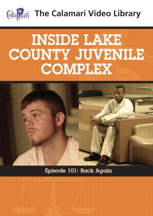 Inside Lake County Juvenile Complex Series 1