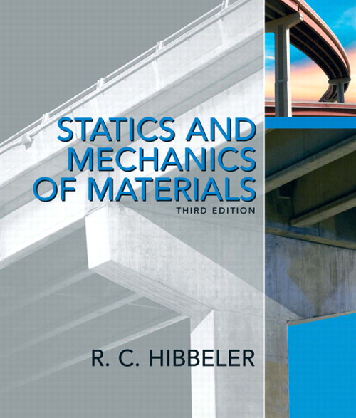 Statics and Mechanics of Materials, CourseSmart eTextbook, 3rd Edition