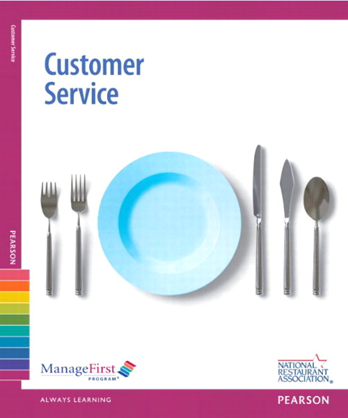 ManageFirst: Customer Service with Answer Sheet, 2nd Edition