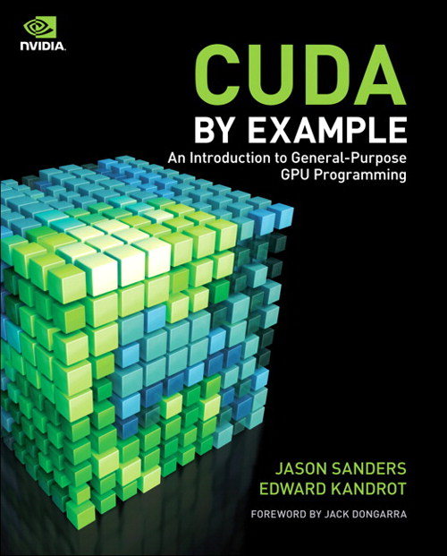 CUDA by Example: An Introduction to General-Purpose GPU Programming, Safari