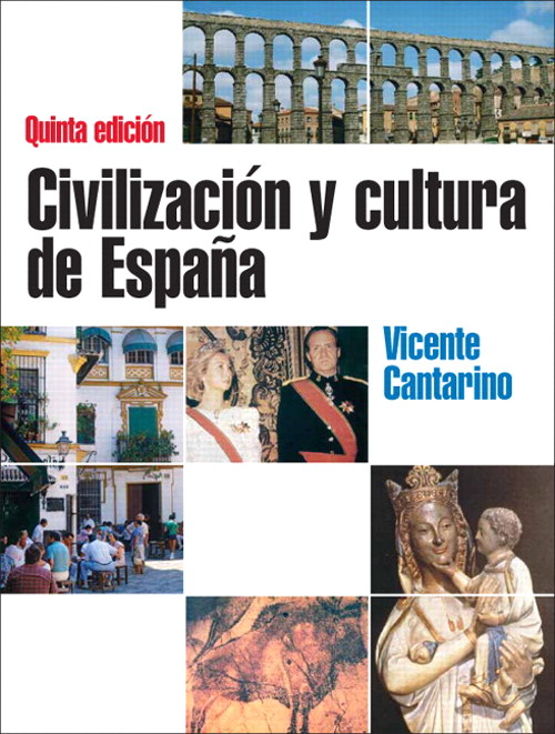 Civilización y cultura de España, CourseSmart eTextbook, 5th Edition