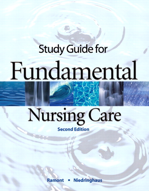 Cover image for Workbook for Fundamental Nursing Care, 2nd Edition