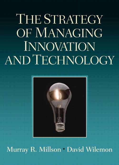 Strategy of Managing Innovation and Technology, CourseSmart eTextbook, The