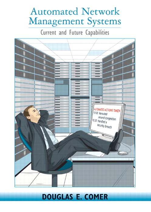 Automated Network Management Systems, CourseSmart eTextbook