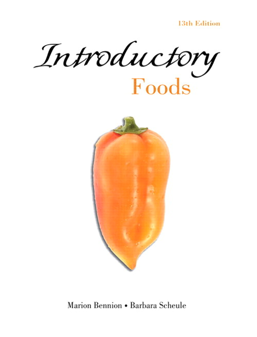 Introductory Foods, 13th Edition