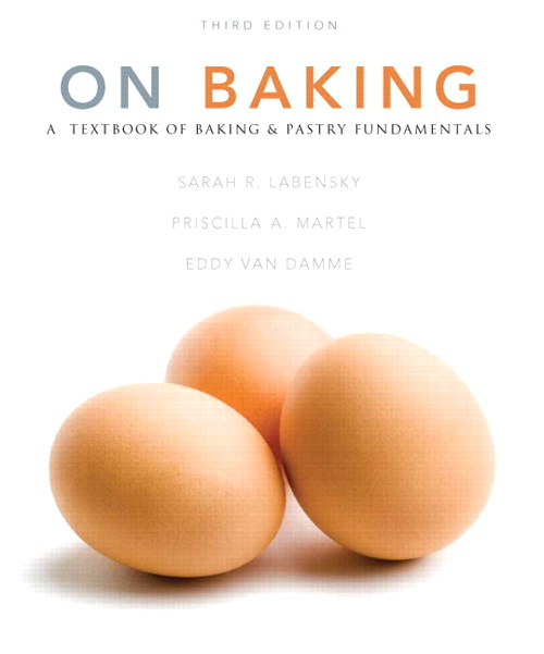 On Baking, CourseSmart eTextbook, 3rd Edition