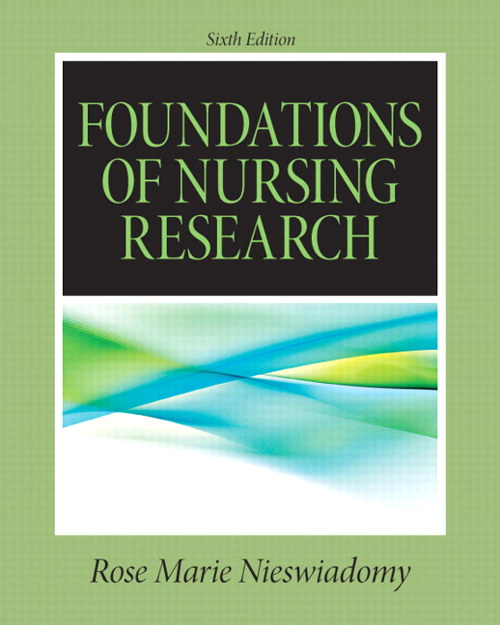 Foundations in Nursing Research, CourseSmart eTextbook, 6th Edition
