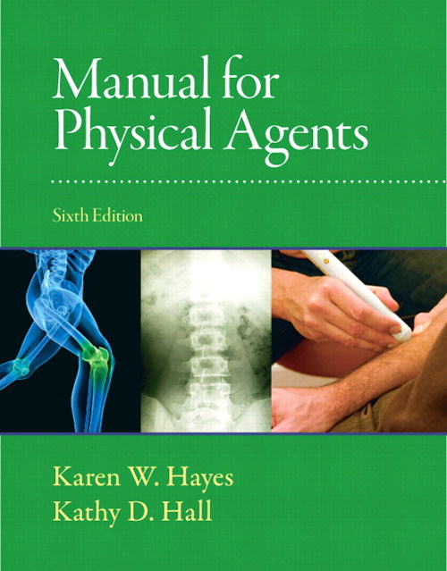 Manual for Physical Agents, CourseSmart eTextbook, 6th Edition