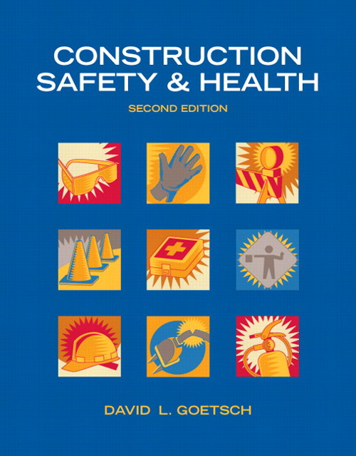 Construction Safety & Health, 2nd Edition