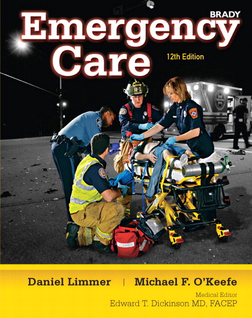 Emergency Care, CourseSmart eTextbook, 12th Edition