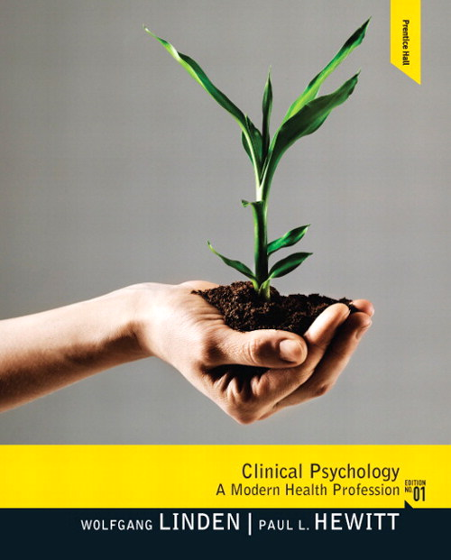 Clinical Psychology: A Modern Health Profession, CourseSmart eTextbook