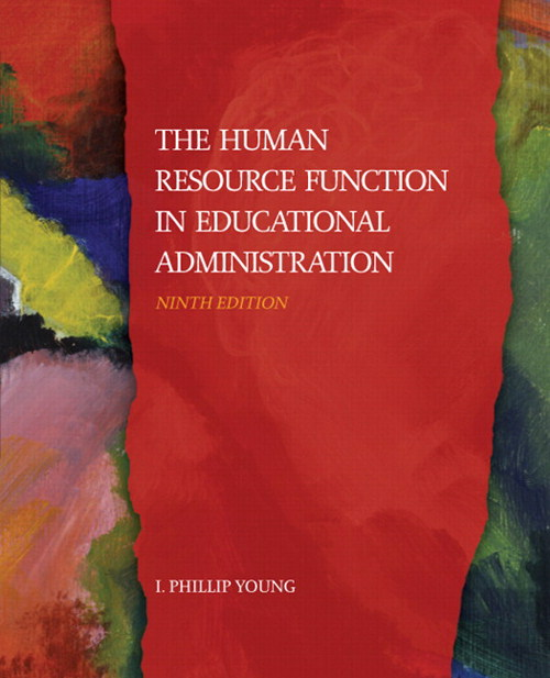 Human Resource Function in Educational Administration, The, 9th Edition