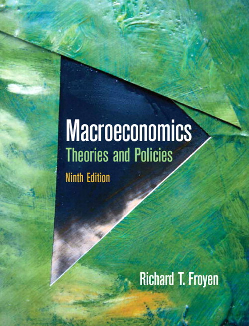 Macroeconomics, CourseSmart eTextbook, 9th Edition