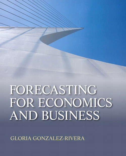 Forecasting for Economics and Business, CourseSmart eTextbook