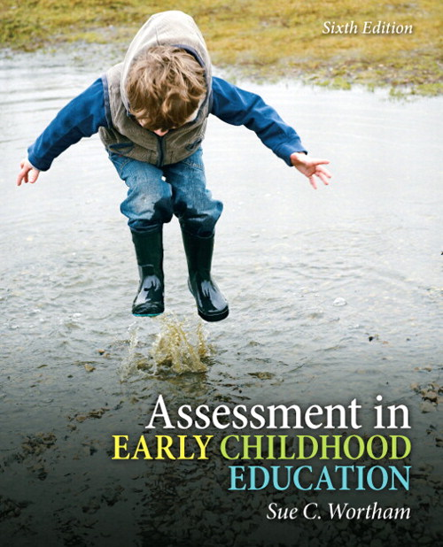 Assessment in Early Childhood Education, CourseSmart eTextbook, 6th Edition