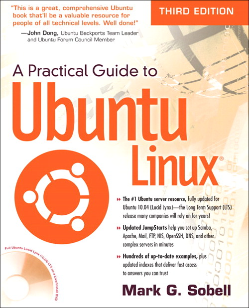 Practical Guide to Ubuntu Linux, Safari, A, 3rd Edition