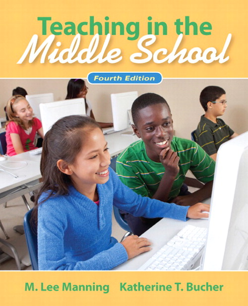 Teaching in the Middle School, CourseSmart eTextbook, 4th Edition