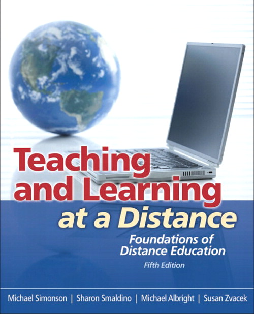 Teaching and Learning at a Distance: Foundations of Distance Education, CourseSmart eTextbook, 5th Edition