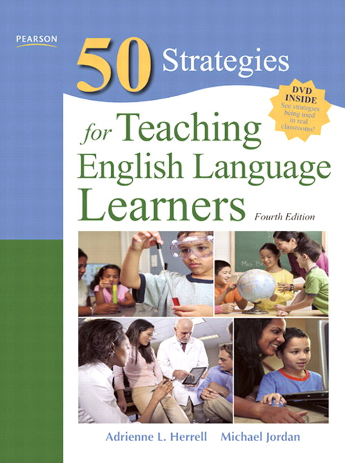 Fifty Strategies for Teaching English Language Learners, CourseSmart eTextbook, 4th Edition