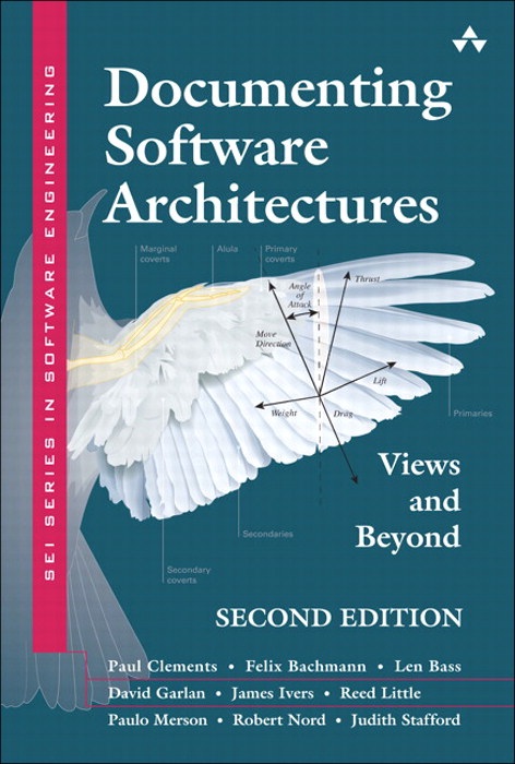 Documenting Software Architectures: Views and Beyond, 2nd Edition