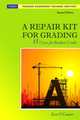Repair Kit for Grading, A: Fifteen Fixes for Broken Grades with DVD, 2nd Edition