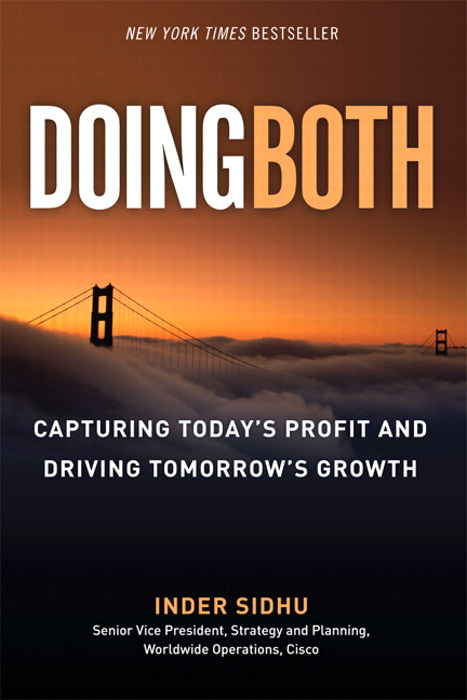 Doing Both: Capturing Today's Profit and Driving Tomorrow's Growth, CourseSmart eTextbook