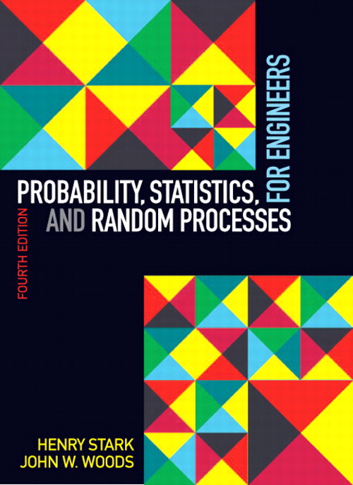Probability and Random Processes with Applications to Signal Processing, CourseSmart eTextbook
