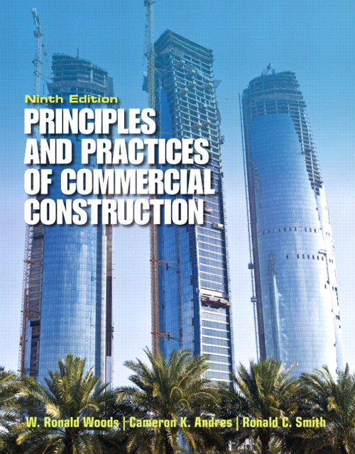 Principles & Practices of Commercial Construction, CourseSmart eTextbook, 9th Edition