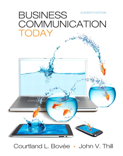 Business Communication Today, 11th Edition