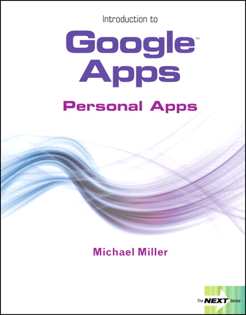 Next Series: Introduction to Google Apps, Personal Apps, CourseSmart eTextbook