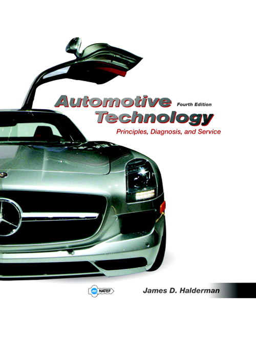 Automotive Technology, 4th Edition