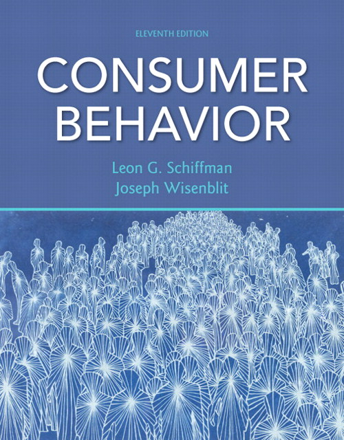 Consumer Behavior, CourseSmart eTextbook, 11th Edition