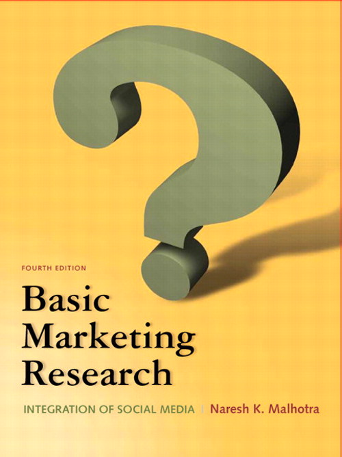 Basic Marketing Research, CourseSmart eTextbook, 4th Edition