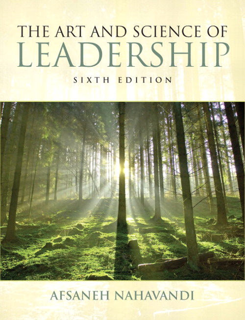 Art and Science of Leadership, The, 6th Edition