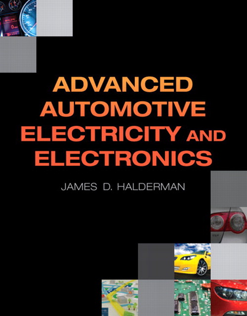 Advanced Automotive Electricity and Electronics, CourseSmart eTextbook